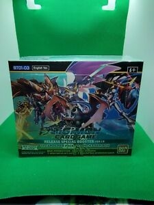 Digimon Card Game Release Special Booster Box Ver 1.5