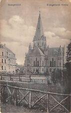 BR45855 Saargemund evangelische kirche france
