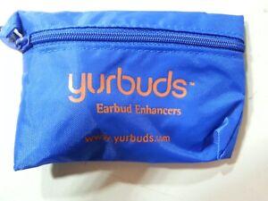 Yurbuds Inspire 100 In-The-Ear Earphones, Blue