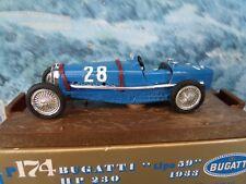 1/43 Brumm (Italy)  Bugatti tipo 59 1933  #174