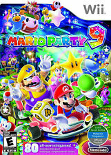 Mario Party 9 for Nintendo Wii