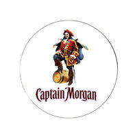 Captain Morgan Rum Logo Magnetic Golf Ball Marker