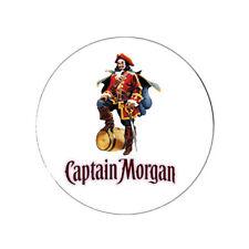 Captain Morgan Rum Logo Golf Ball Marker