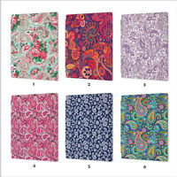 Paisley Pattern Leather Smart Case Cover iPad 2 3 4 5 6 Air mini Pro 9.7 10.5 18