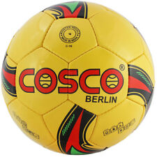 Cosco Berlin Ball Football Size 5 For Beginners Sports Soccer Match PVC Material