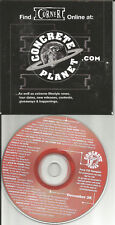 RARE PROMO CD ALICE IN CHAINS Slipknot MEGADETH Marilyn Manson WU TANG CLAN Marz