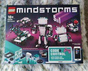 LEGO 51515 Mindstorms Robot Inventor 949pcs