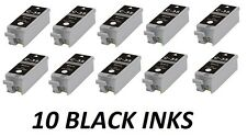 now ink 10 x PGI 35 black pgi35 pgi-35bk FOR CANON PIXMA IP100 IP100, black