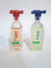 Miniatura BENETTON - COPPIA - HOT & COLD - 5,5ML - Mignon - Mini Parfume