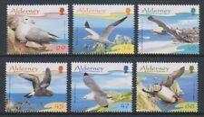 Alderney - 2006, Resident Oiseaux, Seabirds Ensemble - MNH - Sg A282/7