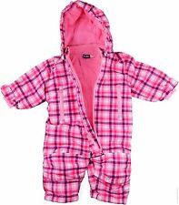 Bebé Varones niñas chaqueta de invierno Mono Esquí Pelele Nieve Traje Caliente