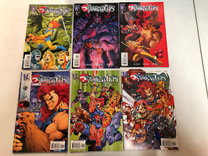 Thundercats Lot 2002 #0 1-5 VF/NM Complete Sets Dogs Of War/Hammerhand's Revenge