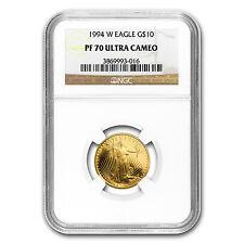 1994-W 1/4 oz Proof Gold American Eagle PF-70 NGC - SKU #19340