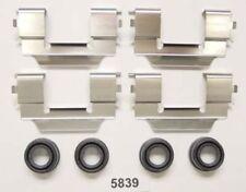 Disc Brake Hardware Kit Rear Better Brake 5839