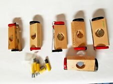 Wood Microscopes McGraw Hill AS&E Simple Elementary School Yellow Magnifiers Kid