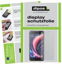 2x HTC One X10 Schutzfolie matt Displayschutzfolie Folie dipos