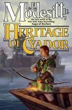 Heritage of Cyador: Saga of Recluce by L E Jr. Modesitt - HARDCOVER - BRAND NEW!
