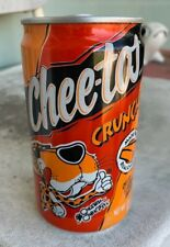 CHEETOS Rare 1990s Aluminum Soda Can Vending Test Packaging Unopened