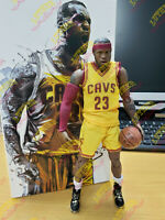 #23 NBA Cleverland Cavaliers LeBron James 1:9 Scale 9 inch Action Figure