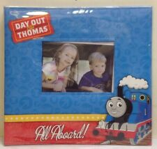 "Thomas the Train Photo Album Scrapbook  15-Page  12x12"" Pictures 2010 Acid Free"