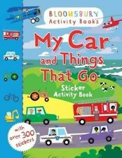 My Car and Things That Go Sticker Activity Book (Bloomsbury Activity Books), 140