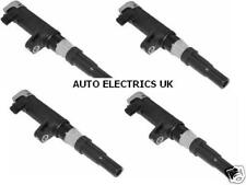 BRAND NEW RENAULT IGNITION COIL PENCIL TYPE SET OF 4