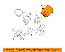 BMW OEM 08-11 X6 Tire Pressuring Monitoring-Control Module 36236785279