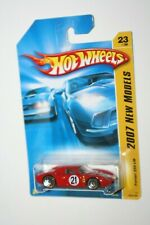 Hot wheels 2007 new models ferrari 250LM red 23 OF 36