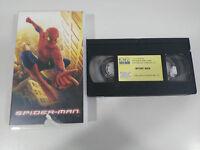 SPIDER-MAN - VHS CINTA TAPE COLECCIONISTA ESPAÑA
