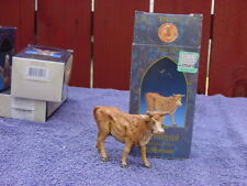 Vintage Fontanina Christmas Figurine-The Ox