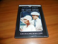 The Great Gatsby (DVD, Widescreen 2003) Used Robert Redford, Mia Farrow