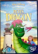 PETE'S DRAGON WALT DISNEY CLASSICS UK REGION 2 DVD WITH LOTS OF EXTRAS L NEW