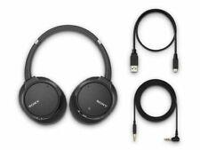 Sony WH-CH700N/B NC Headphones WHCH700N (Black) - FREE SHIPPING - FREE RETURNS