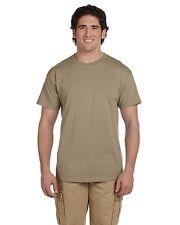 Fruit of the Loom 100% Heavy Cotton HD T-Shirt S,M,L,XL,2XL,3XL,4XL,5XL,6XL 3931