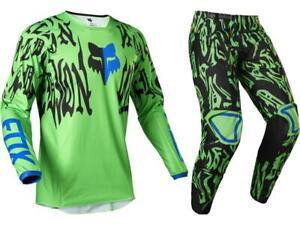 Fox Racing 180 Peril Jersey & Pant Combo Men's Riding Gear Motocross/MX/ATV '22