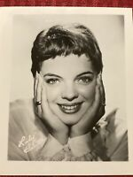 Lily Gentle 4x5 Publicity Photo Actress Will Success Spoil Rock Hunter?