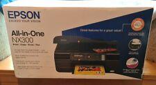 Epson Stylus NX300 All-In-One Inkjet Printer