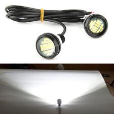 2 piezas - 12v 15w Coche Luz De Marcha Atrás ojo Águila LED Día Funcionamiento