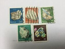 Kenya Uganda Tanganyika KUT Old Stamps Lot 16