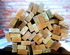 Listelli in legno 50 pz. 10x25x550 mm. paletti in pino impregnato in autoclave