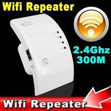 2,4G WirelessN Wifi Extender WLAN Repeater Network Router Range Expander 300M DE