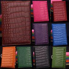 Passport Holder Organizer Card Case Protector Storage Cover Travel Wallet Luxury