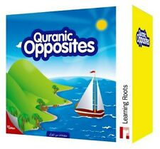 Quranic Opposites Puzzles - Learning Roots (Children)