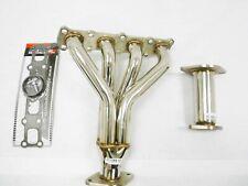OBX Header For 08-17 Mitsubishi Lancer DE ES GTS 10-19 Outlander ASX 2.0L 2.4L