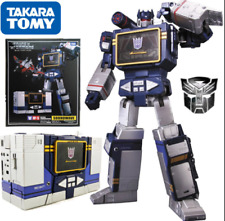 TRANSFORMERS MASTERPIECE MP-13 SOUNDWAVE Action Figure Toys Takara Tomy NEW