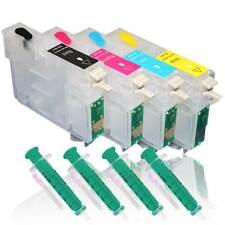 Nachfülll Patronen, kompatibel zu EPSON T1291 T1292 T1293 T1294  (kein OEM)