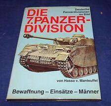 Deutsche Panzerdivisionen im Bild - Die 7. Panzer-Division