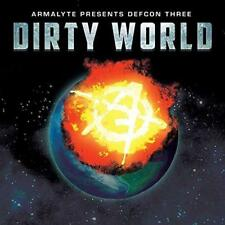 Defcon Three: Dirty World - Various Artists (NEW 2CD)