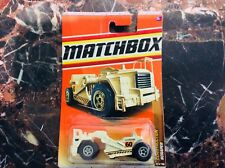 Matchbox Kingsize #k-6a Earth Scraper Stickers Mb-k6a Toys & Hobbies