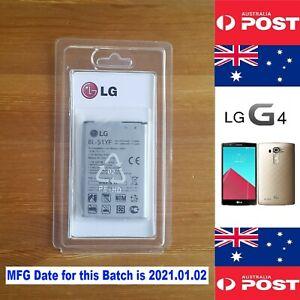 LG G4 Retail Original Battery BL-51YF 3000mAh Good Quality - Local Seller !